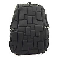Большой рюкзак «Square» черный