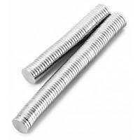 100шт / 6 x 1мм N38 Мощные NdFeB круглые магниты развивающая игрушка DIY NND-27864