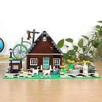 Игровой набор-конструктор дом Красочный