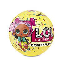 Кукла LOL 3-я серия Confetti Pop