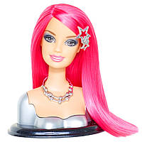 Barbie Сменные головы Барби Модница 2 Fashionistas Swappable Fashion Head For Swappin´Styles Doll