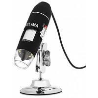 KELIMA Y03 USB цифровой микроскоп Чёрный