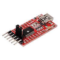 USB-UART конвертер USB-TTL на FTDI FT232RL