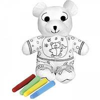 Мягкая игрушка раскраска «Мишка»