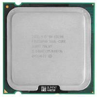 Intel Pentium E5200 двухъядерный CPU LGA775 Цветной