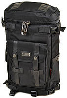 Рюкзак городской Witzman 525 black купить рюкзаки оптом и в розницу со склада в Одессе 7 км
