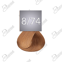 Крем-краска PRINCESS ESSEX № 8/74 светло-серый коричнево-медовый 60 ml Estel