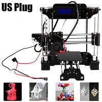 Tronxy 3D принтер DIY комплект Американская вилка