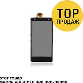 Сенсорный экран для мобильного телефона Acer S520 liquid S2, черный, ORIG