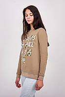 Свитшот женский кофта HIE Urban Planet (толстовка женская, жіноча кофта, одежда женская, одяг, світшот)
