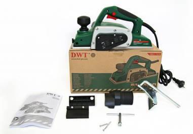 Электрорубанок DWT HB03-110 B