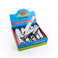 Кусачки для ногтей Rixing, 12 шт/уп