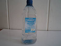 Электролит для аккумулятора пластиковая канистра 1 л (производство Украина) 080013