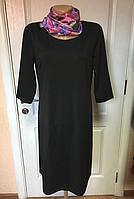 Платье женское прямое черное брендовое Esmara размеры s-xl