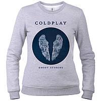 Coldplay 03 Свитшот женский