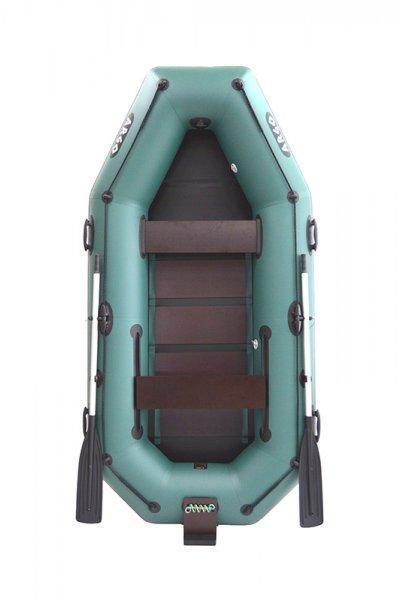 Плавсредство надувная двухместная лодка ARGO A-260TБ. Отличное качество. Доступная цена. Дешево. Код: КГ3105