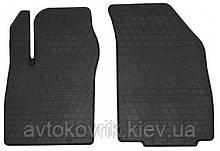 Резиновые передние коврики в салон Ravon R4 2016- (STINGRAY)
