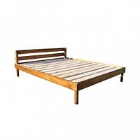 Акция двуспальная кровать из дерево сосны