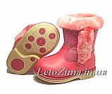 Ортопедические зимние сапожки для девочек, фото 2