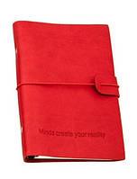 Оригинальный блокнот, купить планер или планировщик, ежедневник Youngpig «MCYR» маленький красный (487)