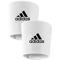Держатели щитков Adidas / Адидас белые