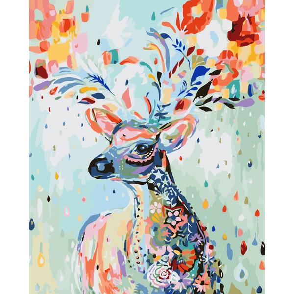 Наборы для рисования красками