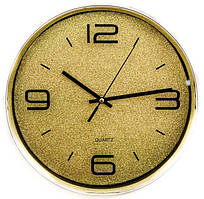 Часы настенные D618L8 золото