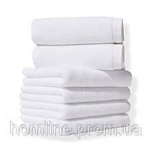 Полотенце Lotus 450 гр белое 30*30 (20\2)