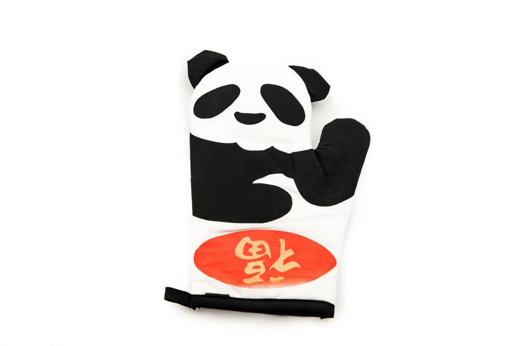 Перчатка для духовки «Панда»