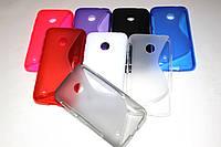 Силиконовый чехол для Nokia Lumia 530 (8 цветов)