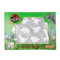 Игрушка раскраска, купить разукрашку «Динозавры»