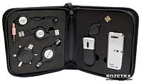 Портативный набор аксессуаров Datex Moby DNB-02 Мышь USB HUB на 4порта