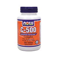 Витамин С-500 Аскорбат Кальция купить Киев (C-500 Calcium Ascorbate) 250 капсул