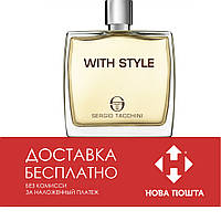 Tester Sergio Tacchini With Style 100 ml