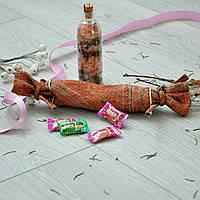 Леденцы натуральные Хаджмола в конфетнице, 15 шт.