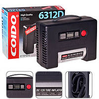 Компрессор автомобильный COIDO 6312D