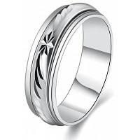 R779-С Никель Свободно Противоаллергические Новая Мода Ювелирные Изделия Платиновым Покрытием Кольцо 8