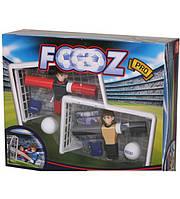 Набор для игры в футбол, 2 футболиста, 2-е ворот, 2 мячика, карточки, 30402-GL