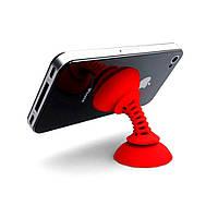 Держатель для телефона, красный