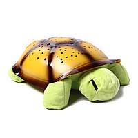 """Светильник """"Звездная черепаха"""" зеленая"""