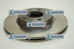 Диск переднего тормоза 3110 ОАО ГАЗ 1 шт ГАЗ-3102, 3110 (дополнение) (3110-3501077)