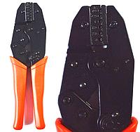 12-05-22. Клещи НТ-236E для обжима изолированных клемм