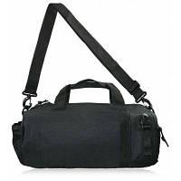 BL081 8L спортивный слинг мешок износостойкая сумка для альпинизма Чёрный