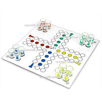 Алко настольная игра «Drinking ludo»