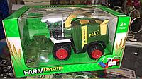 Детский комбайн, ферма, детские игрушки