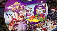 Детская касса в чемодане, Игрушки Sofia