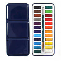 24 в 1 твердые акварельные краски Разноцветный