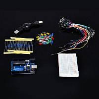 DIY TB-00014 UNO R3 демоверсия комплект для Arduino Цветной