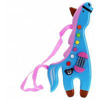 Детский Музыкальный Инструмент Игрушка Лошадь Розовый