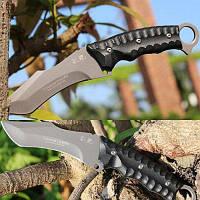HX OUTDOORS D-121 тактический нож с фиксированным лезвием для кемпинга Чёрный